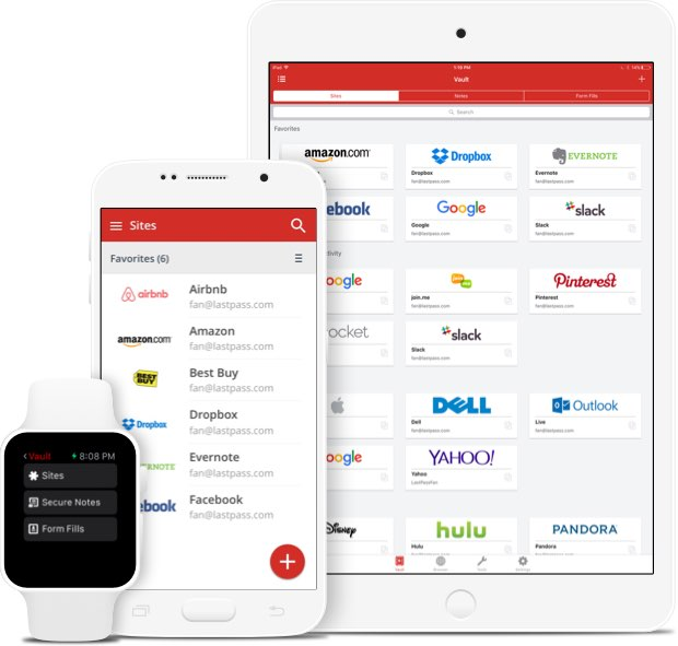 how to find old passwords in lastpass